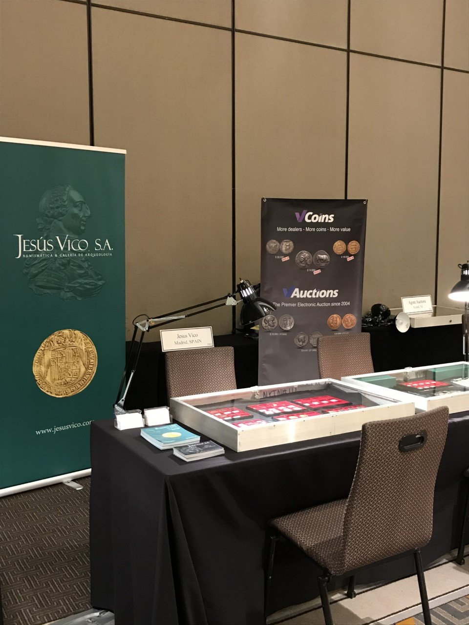 New York International Numismatic Convention 2020