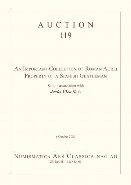 Subasta 119 - en asociación con NAC