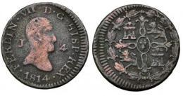 29  -  ERCAVICA. Calígula. Semis (37-41 d.C.).