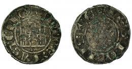 426  -  REINOS DE CASTILLA Y LEÓN. ALFONSO X. Pepión-dinero. León. VE 1 g. 18,4 mm. III-252. BMM-344. Leves oxidaciones. MBC-.
