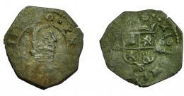 540  -  FELIPE IV. 8 maravedís. (16)61. Madrid. A. AC-352. BC/BC+.