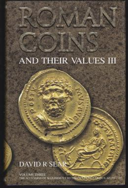 3  -  Roman Coins and Their Values. VOLUMEN III.