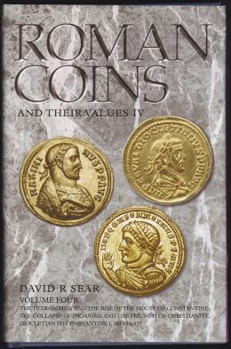4  -  Roman Coins and Their Values. VOLUMEN IV.