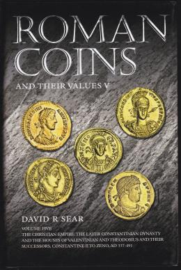 5  -  Roman Coins and Their Values. VOLUMEN V.