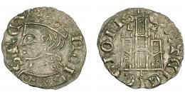 249  -  REINOS DE CASTILLA Y LEÓN. JUAN I. Cornado. León. Marca: L-*/L. AR 0,83 g. 19,07 mm. III-567. BMM-742. EBC-.