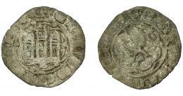 250  -  REINOS DE CASTILLA Y LEÓN. ENRIQUE III. Blanca. Burgos. AR 1,78 g. 22,62 mm. III-597. BC+.