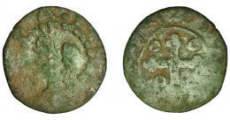 269  -  FELIPE III. Calleres. Cerdeña. BC-/BC.