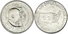 363  -  MONEDAS EXTRANJERAS. ESTADOS UNIDOS. 1/2 dólar. 9152. KM-200. SC.