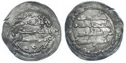 177  -  ABD AL-RAHMAN I. Dirham. Al-Andalus. 235H. V-207. MBC.
