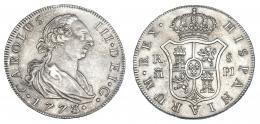 259  -  8 reales. 1773. Madrid PJ. VI-910. MBC+/EBC.