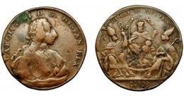 21  -  As. Roma (150 a.C.). R/ SAFRA sobre proa.