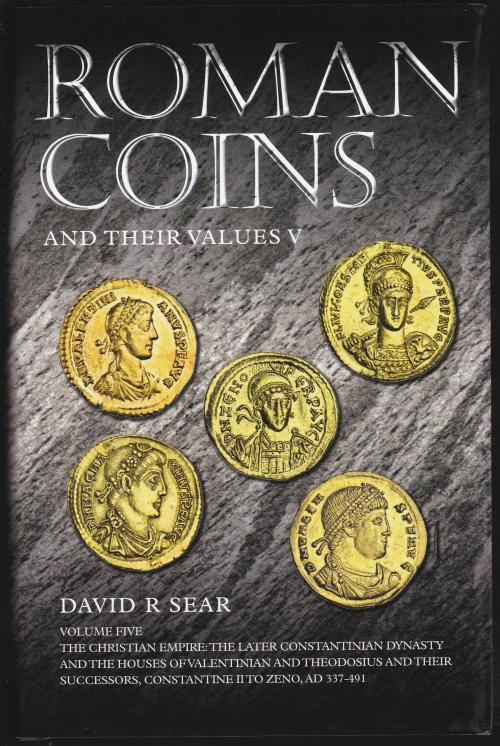 Roman Coins and Their Values. VOLUMEN V.